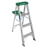 Werner 4-ft 多功能家用梯子 承重225磅