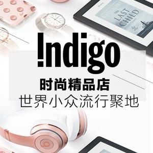 低至2折,$7起Indigo 时尚精品店,世界小众流行聚地