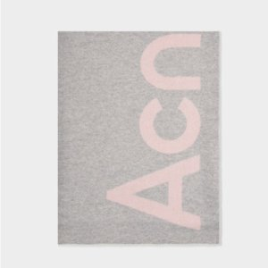 6.5折!囧脸帽£71折扣升级:Acne Studios 黑五大促开始 囧脸毛线帽、经典围巾最后冰点价