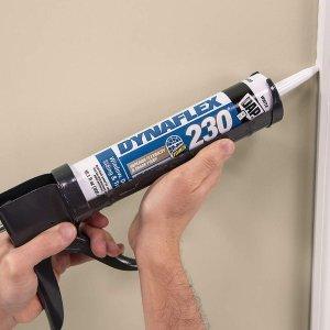 DAP 7079818280 DYNAFLEX 230 Black Raw Building Material, 10.1 oz