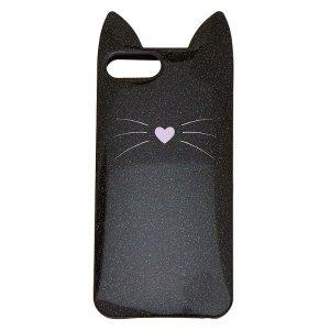 黑猫手机壳 6、7、8