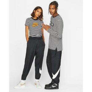 NikeSportswear Swoosh Woven 大勾运动裤