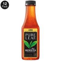 Pure Leaf 鲜泡柠檬红茶 547ml 12瓶