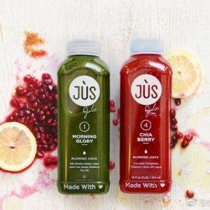 买3天送1天Jus by Julie 三日清肠18瓶健康果汁