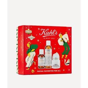 Kiehl's金盏花+保湿面霜