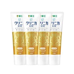 折合仅¥27/支史低价:日本狮王美白酵素牙膏 * 4支  柠檬冰姜薄荷