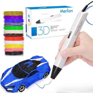 $34.99(原价$54.99)闪购:TreasureMax 3D 打印笔套装,可用于3D建模和涂鸦
