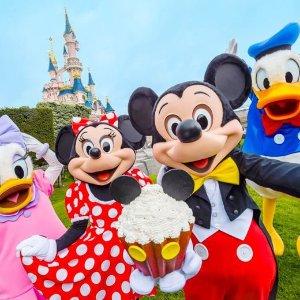 人均£149起 Disneyland Paris自由行畅游巴黎 2-3晚机票酒店乐园门票都包含