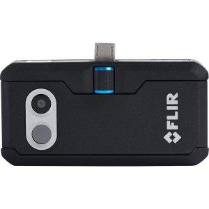 FLIR One Pro LT Thermal Imaging Camera Attachment (Micro USB) w/ USB-C Adapter