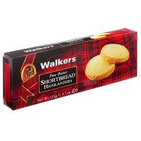 Walkers 苏格兰黄油小圆饼 4.7oz