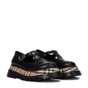 Burberry满£1200减£200玛丽珍鞋