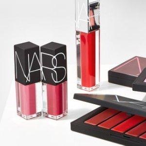 低至$10起NARS 精选彩妆热卖 收双色眼影 唇膏