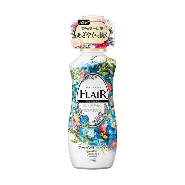 FLAIR 衣物香水柔软剂 #柔和花香型 540ml 去除异味持久芳香 - 亚米