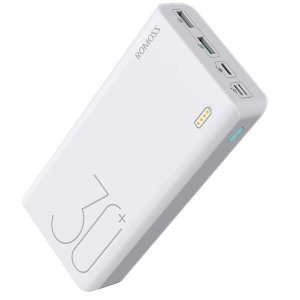 ROMOSS 30000mAh 18W Type-C PD Portable Charger
