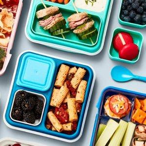 低至6折 重复用冰块$2.67Walmart 饭盒/午餐包 膳魔师保温午餐包$10.97收