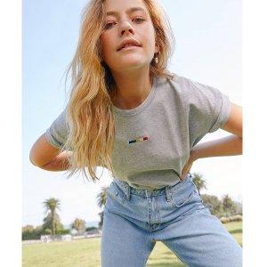 2件$40  各种颜色都有哦Sportsgirl 全场基础款纯棉舒适T恤