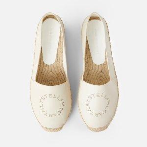 百搭渔夫鞋$300+上新:Stella McCartney 夏季新款美鞋热卖