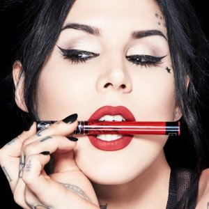 Back in Stock! $20Kat Von D Project Chimps Everlasting Liquid Lipstick @ Kat Von D Beauty