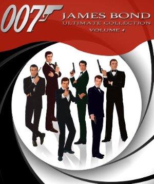 今日闪购 低至4.5折James Bond 007系列影集促销热卖