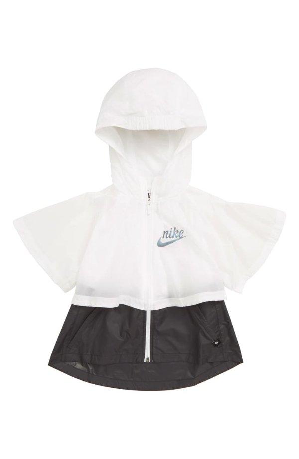 封面款女大童夹克