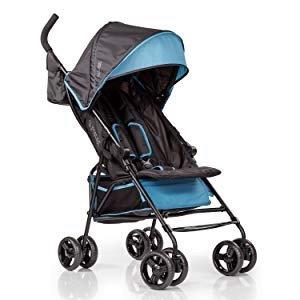 $38.47Summer Infant 3Dmini Convenience Stroller (Blue/Black)