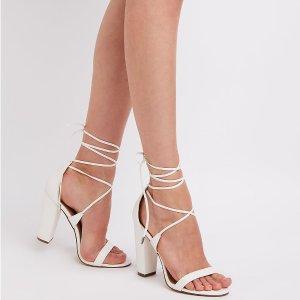 买1双第2双只要$5Charlotte Russe官网 美鞋促销 夏季收新鞋啦