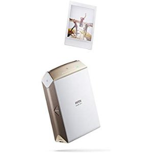 Amazon.com : Fujifilm INSTAX Share SP-2 Smart Phone Printer (Gold) : Electronics