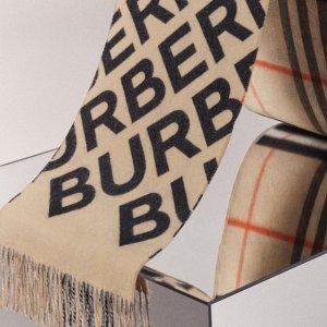 低至5折 €664收经典格纹托特包Burberry 全场惊现好折 经典格纹风衣、包包、鞋子一网打尽