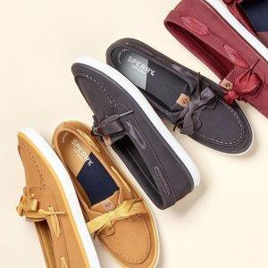 低至5折+额外6折Sperry 折扣区精选鞋子热卖 折上折