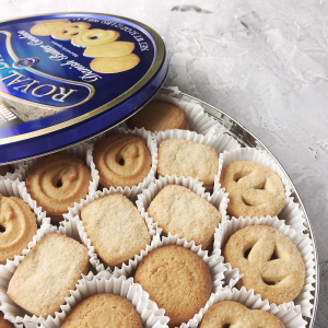 $5.56Royal Dansk Danish Butter Cookies 24 oz. (1.5 LB)