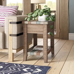 uk availability 486ff f51eb Wayfair Selected Best Selling End Tables on Sale As low as ...