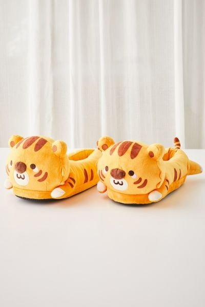 小老虎拖鞋