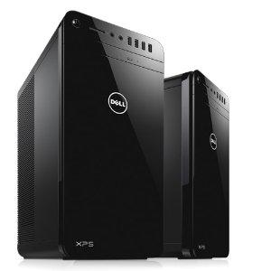 $669.99 (原价$1129.99)Dell XPS 8910 塔式台式机 (i7, 16GB, 1TB, RX 560)