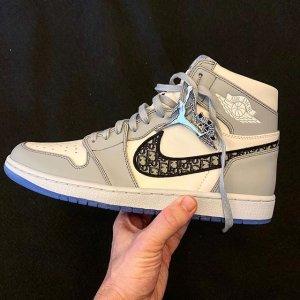 """天价""""DJ""""你还爱我吗?预告:Dior X Air Jordan 1 确定4月发售 售价$2000美元"""