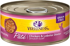 Wellness Complete Health Chicken & Lobster Formula Canned Cat Food