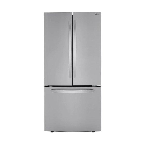 3门法式冰箱