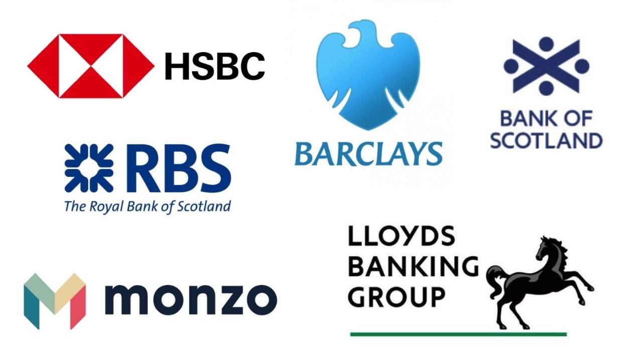 英国银行怎么选 | 英国汇丰/巴克莱/劳埃德/苏格兰银行比较及开户全指南