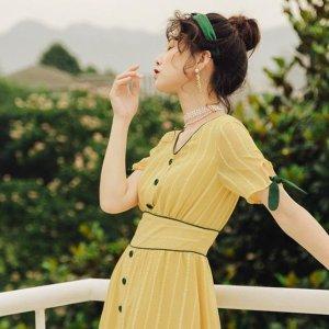 0.8折起 €10收简约小黑裙House of Fraser 连衣裙逆天闪促 碎花裙、小黑裙等速速收