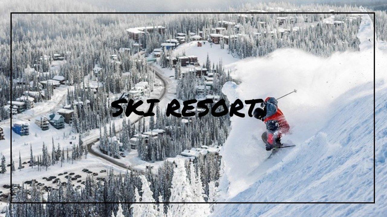 加拿大10个顶级滑雪场推荐!快去一一打卡吧!