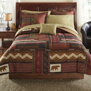 $19.99 for all sizeMainstays Bed in a Bag Coordinating Bedding