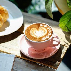 闪购:Sweese 3.5 Inch 咖啡杯组合,8件套