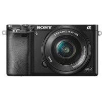 Sony Alpha a6000 无反相机 + 16-50mm镜头
