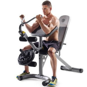 Up to 60% OffGold's Gym Fitness equipment @ Walmart