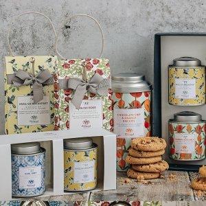 满€40享8.5折 €17收经典8盒装Whittard 圣诞节礼盒装热卖 英国百年茶最经典的伴手礼
