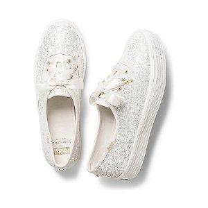 Kedsx kate spade new york Triple Glitter