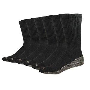 $12.99Dickies Men's Multi-Pack Dri-Tech Moisture Control Crew Socks