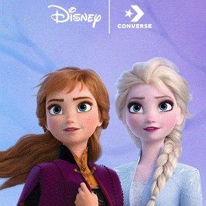 As low as $35Converse  Disney Frozen 2