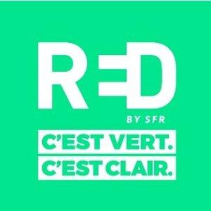 €13/100G,€15/200GSFR副品牌RED超划算手机套餐 没有wifi也不怕