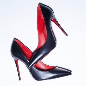 新款上市Christian Louboutin 美鞋热卖 封面经典款$675