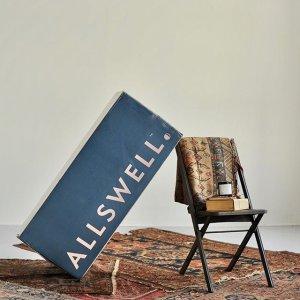 额外8.5折Allswell 全场高品质床垫和设计师床品热卖